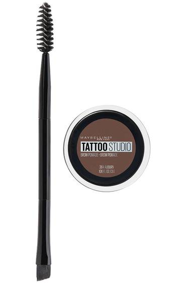 TattooStudio™ Brow Pomade Long Lasting, Buildable, Eyebrow Makeup