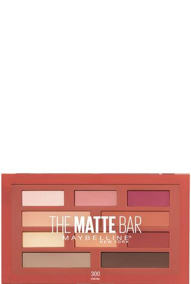 The Matte Bar Eyeshadow Palette Makeup
