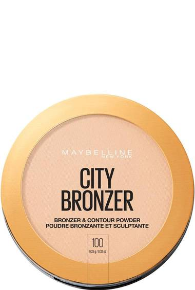 City Bronzer Powder Makeup, Bronzer and Contour Powder