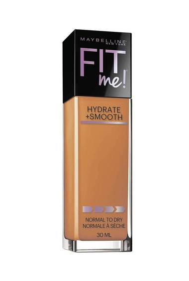 Fit Me® Hydrate + Smooth Foundation