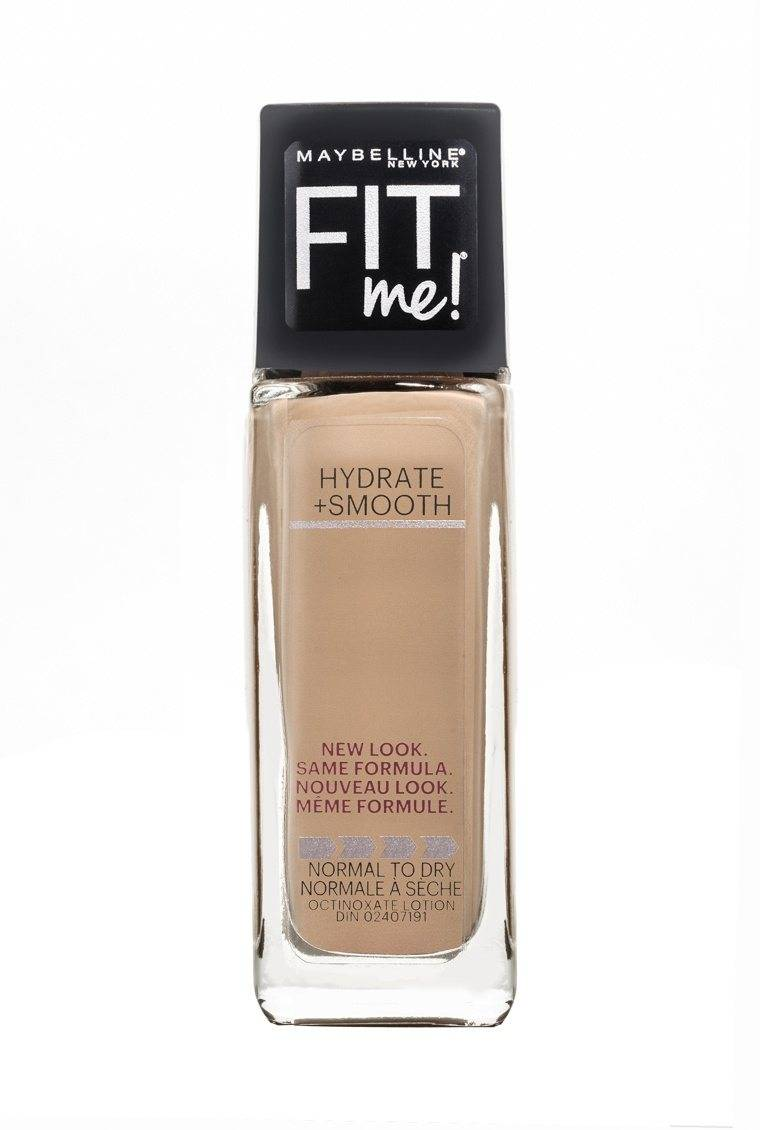 Fit Me Hydrate Smooth Foundation Foundation For Dry Skin Maybelline