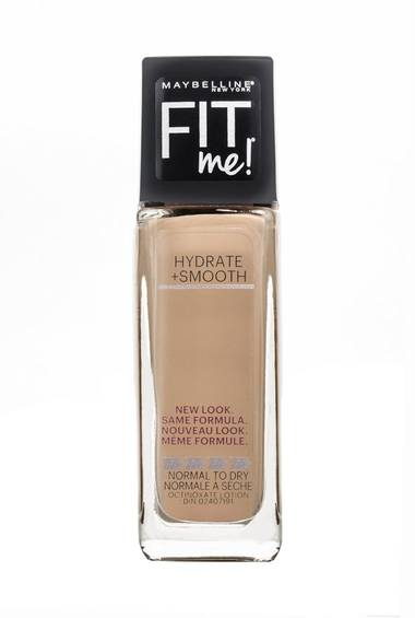 Fit Me® Hydrate + Smooth Fond De Teint