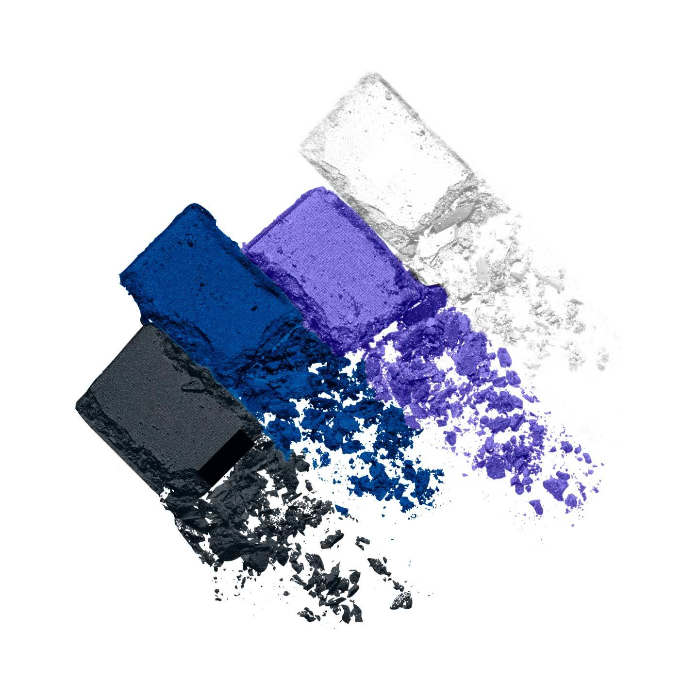 Blue Eyeshadow Powder Cream Amp Palette Eyeshadow
