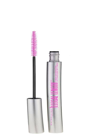 Illegal Length® Mascara Lavable Avec Fibres Allongeantes