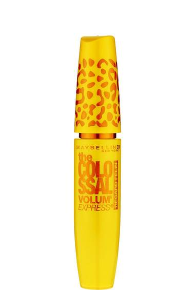 Volum' Express® The Colossal® Cat Eyes Mascara Lavable