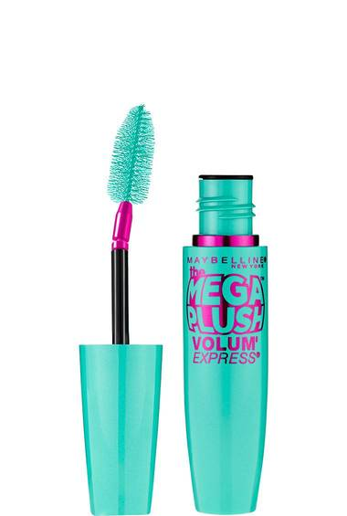 Volum' Express® The Mega Plush® Mascara Lavable