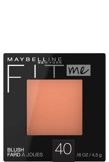 Maybelline Fit Me Blush Swatches