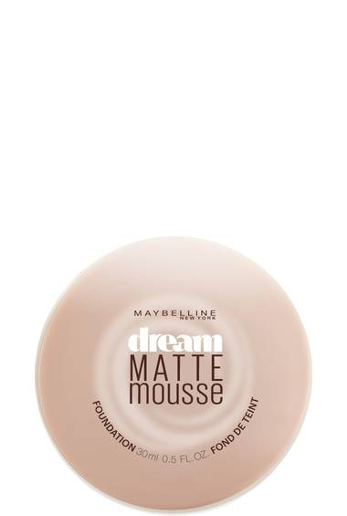 Dream Matte® Fond de Teint Mousse