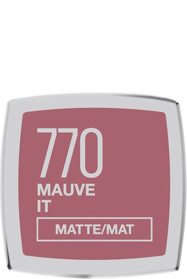 The Mattes, Maquillage rouge à lèvres mat